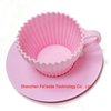 Hard Candy Mold,Silicone Teacup Cakes Cupcake Mold