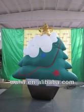 2013 new brand inflatable Christmas tree