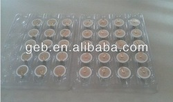 GEB 2014 excellent quality lir 2032 and battery 2032,li-ion coin cell LIR 2032 3.6v rechargeable battery,coin battery lir2032