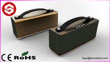 Sinoband high end metal steel wireless speaker grill cover