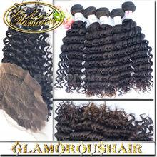 Eurasian Hair Natural Curly Hair Extensions
