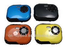"""1.8"""" TFT LCD 3mters underwater waterproof digital camera 3.0 MP DC-B169"""