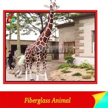 Beautiful Customized fiberglass life size animals