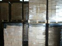 wood pellets and wood briquetes
