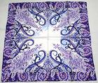 2013 latest wholesale new twill silk scarf thin 100% silk scarves SYSX-009