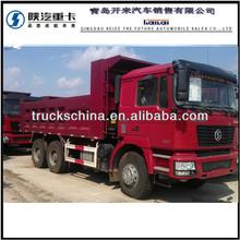 10 Wheels 6*4 Tipper Truck/ Dump Truck