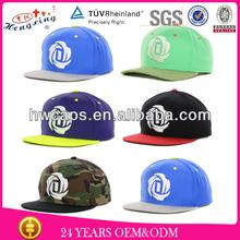 Custom Christmas embroidery flat brim snapback caps 2013 best selling snapback rose cap