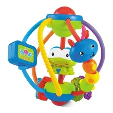 Lovely and colorful Spin balls Educational Toys for Kids