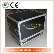 Smile Tech 4 x yamaha speaker flight case ,road case with heavy duty caster