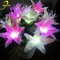 led decoração moderna arranjos de flores
