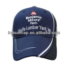 Hot selling 100% heavy brush cotton embroider man hat
