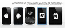 Native, Hybrid & Web Mobile Application Development