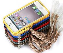 for iphone 5 trigger metal bumper for iphone5 M2 4th design premium aluminum bumper case tactical edition