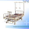 Hospital Manual Crank Orthopedics Bed With PPC Bed Surface