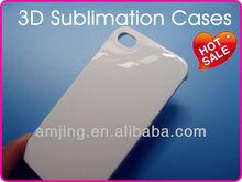 Sublimation Phone Cases Blanks, 3D wrap Sublimation Case