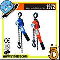 hshd palanca de trinquete polipasto de cadena