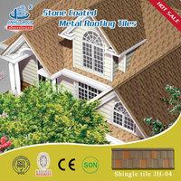construction & building stones-stone coated zinc corrugated roof