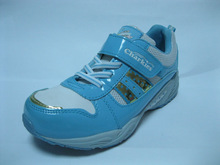 Waterproof girl's air sport shoes