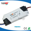 CE ROHS 25w single output 220v ac to dc 700ma maxim led driver