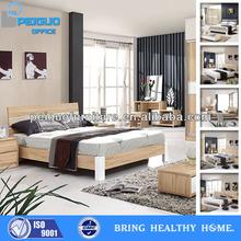 4ft double bed/affordable bedroom furniture/affordable bedroom sets,PG-D15D