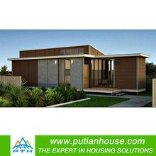 modern prefab house for living