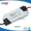 CE ROHS 25w single output 220v ac to dc 1000ma led driver supply