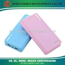 New Wallet Design 20000mah/12000mah high capacity power bank for macbook pro /ipad mini