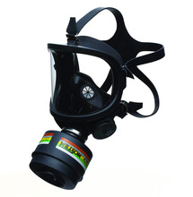 Chemical Gas Mask Used For Industrial Protection