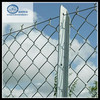 Hebei factory supply best quality diamond chain link fence / square wire mesh fence /plastic small wire mesh garden fence