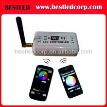 RF Wireless Toughing RGB Led Controller