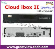 Cloud ibox II 1080P Full hd satellite receiver best deals new arrival better then cloud Ibox