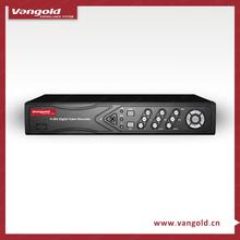 Economical 4CH H.264 DVR Recording Mode: Manual/Schedule/Motion detection/ Alarm(VG-H8004G)