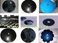 De alta calidad de rastra de discos para piezas pesadas/deber de media grada