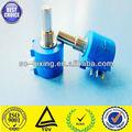Wxd3590 pa6-gf30 potenciómetro, de bajo coste potenciómetro, multi 10 girar el potenciómetro