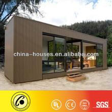 Light Steel Wooden House