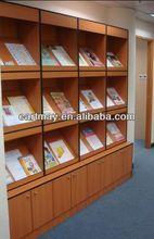 2014 hpl compact laminate books storage shelf