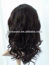 Unprocessed 100% brazilian virgin hair full lace wig