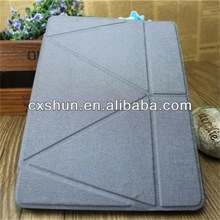 Newest Ultrathin Transformers Leather Case For New iPad Air 5 Stand Cover holster