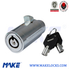 short length ATM machine lock plunger