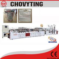 heavy duty multifunction self-sealing bag making machine