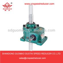 SWL series high precision top plate machine screw actuator