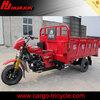 HUJU 200cc chinese chopper motorcycle / motor van / car tricycle gasoline for sale