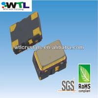 WTL oscillator 3.2*2.5mm SMD mhz ceramic resonator