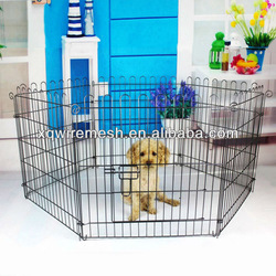 Foldable Wire Mesh Pet Cage Puppy Pens