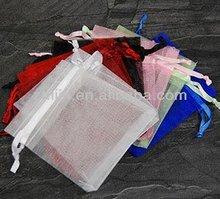 "4x5""/10x12CM wholesale organza bags gift bags"