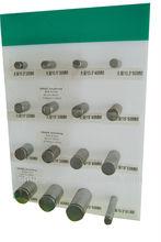 Copper & aluminum solid advertisement screw