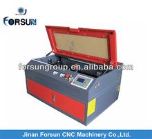 FSL5030 mini laser engraving machine for guns