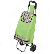 Fashion 600D Polyester Market Cart Bags