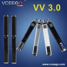 Itaste Vv 3.0 Full Kit, Variable Voltage/Wattage - White/Black