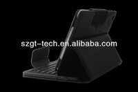 For iPad Air Keyboard/Removable Bluetooth 3.0 Keyboard Leather Case For iPad Air